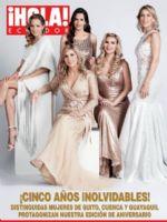 Hola! Magazine [Ecuador] (8 July 2016)