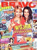 Bravo Magazine [Poland] (8 November 2011)