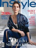 InStyle Magazine [Turkey] (November 2018)