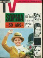 Moustique Tele Radio Magazine [Belgium] (5 November 1964)