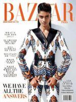 Harper's Bazaar Magazine [India] (January 2015)