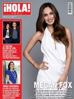 Hola! Magazine [Peru] (13 August 2014)