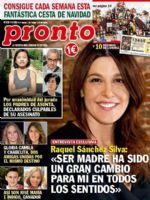 Pronto Magazine [Spain] (7 November 2015)