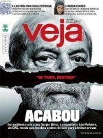 Veja Magazine [Brazil] (26 April 2017)