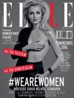 Elle Magazine [Hungary] (April 2016)
