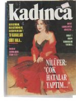 Kadinca Magazine [Turkey] (August 1992)