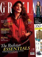 Grazia Magazine [India] (October 2015)