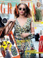 Grazia Magazine [United Arab Emirates] (14 September 2016)