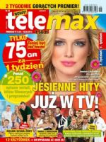 Tele Max Magazine [Poland] (5 September 2014)