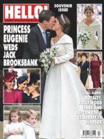 Hello! Magazine [United Kingdom] (22 October 2018)