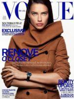 Vogue Magazine [Brazil] (August 2016)
