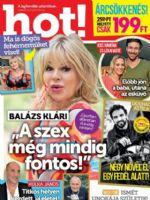 HOT! Magazine [Hungary] (16 August 2018)