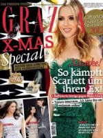 Grazia Magazine [Germany] (December 2012)