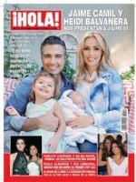 Hola! Magazine [Mexico] (12 November 2014)