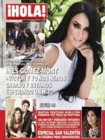 Hola! Magazine [Mexico] (18 February 2015)