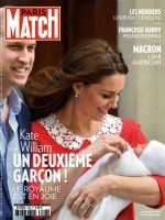 Paris Match Magazine [France] (26 April 2018)
