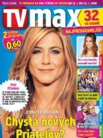 TV Max Magazine [Slovakia] (12 January 2018)