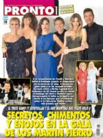 Pronto Magazine [Argentina] (17 June 2015)