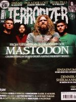 Terrorizer Magazine [United Kingdom] (August 2016)
