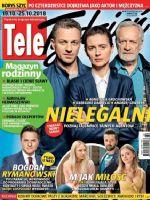 Tele Tydzień Magazine [Poland] (19 October 2018)