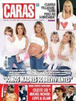 Caras Magazine [Argentina] (5 September 2017)