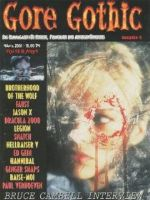 Gore Gothic Magazine [United Kingdom] (March 2001)
