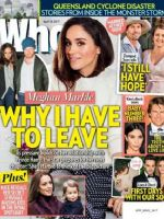 Who Magazine [Australia] (10 April 2017)