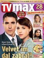TV Max Magazine [Slovakia] (23 September 2016)