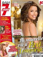 Télé 7 Jours Magazine [France] (17 November 2012)