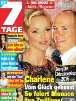 7 Tage Magazine [Germany] (29 November 2014)