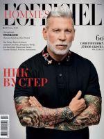 L'Officiel Hommes Magazine [Ukraine] (October 2016)