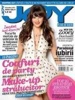 Joy Magazine [Romania] (December 2012)