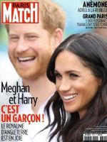 Paris Match Magazine [France] (9 May 2019)