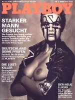 Playboy Magazine [Germany] (March 1992)