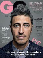 GQ Magazine [Italy] (1 November 2014)