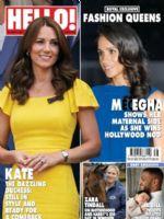 Hello! Magazine [United Kingdom] (17 September 2018)