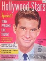 Hollywood Stars Magazine [United States] (January 1958)