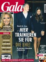 Gala Magazine [Germany] (12 November 2015)
