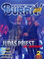 Burrn! Magazine [Japan] (February 2019)