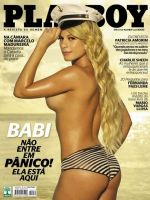 Playboy Magazine [Brazil] (April 2011)
