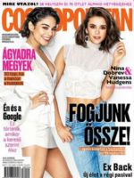 Cosmopolitan Magazine [Hungary] (October 2018)