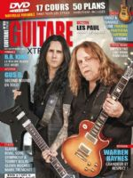 Guitare Xtreme Magazine [France] (August 2015)