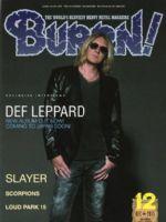 Burrn! Magazine [Japan] (December 2015)