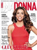 Madonna Magazine [Austria] (25 August 2018)