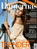 Damernas Varld Magazine [Sweden] (September 2012)