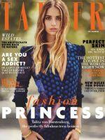 Tatler Magazine [United Kingdom] (October 2015)