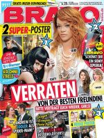 Bravo Magazine [Germany] (7 May 2014)