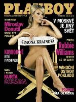 Playboy Magazine [Czech Republic] (December 2001)