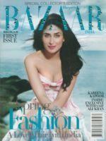 Harper's Bazaar Magazine [India] (March 2009)