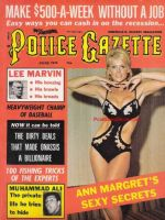 Police Gazette Magazine [United States] (June 1975)